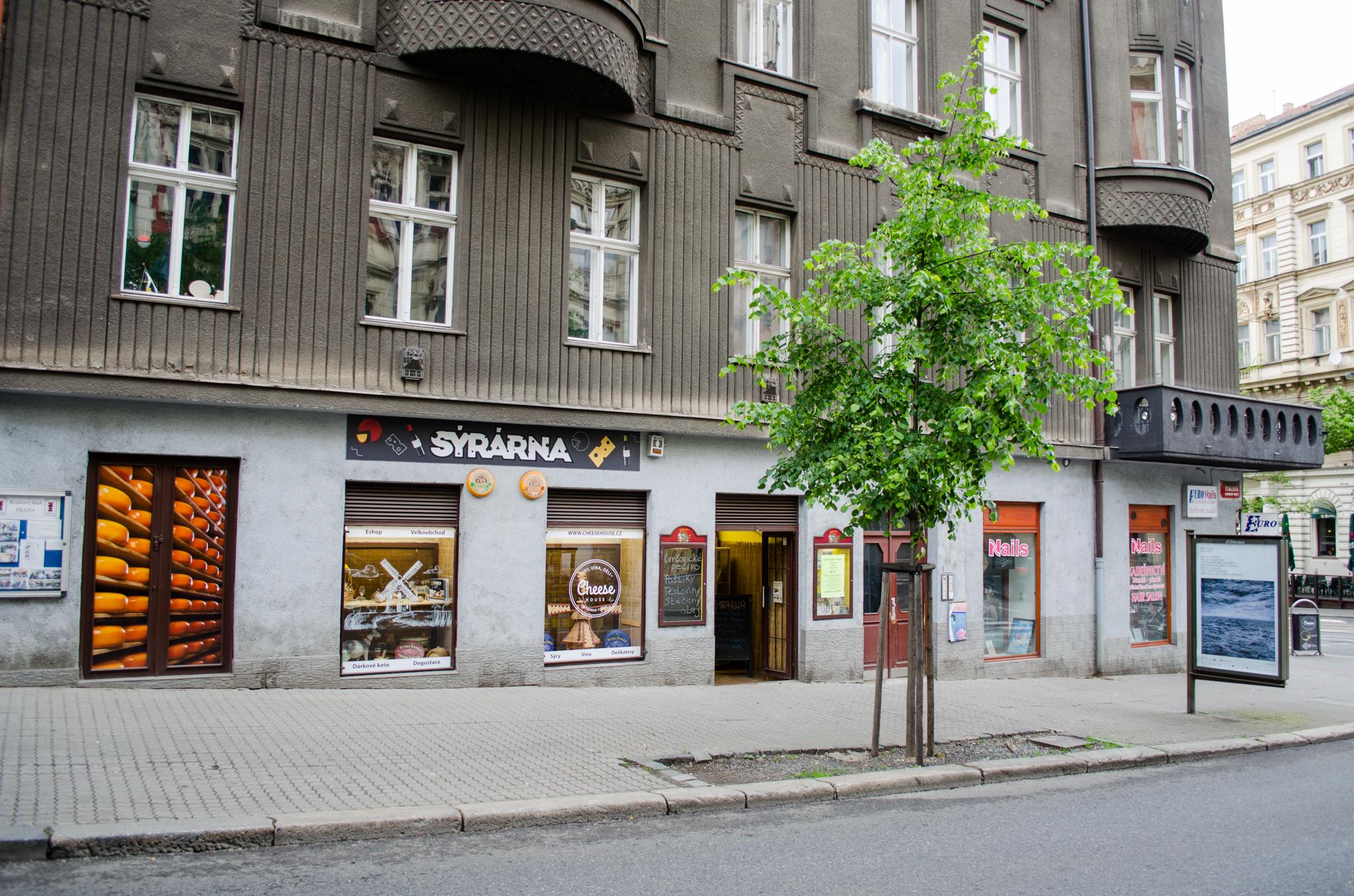Praha 2 - Italská