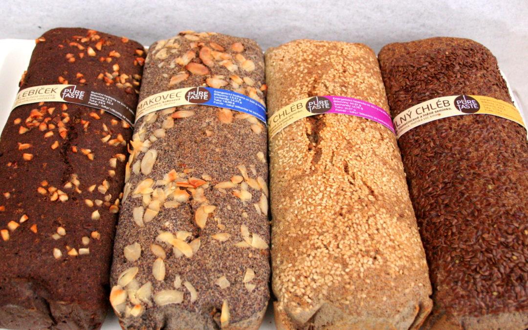 Ceny bezobilného chleba